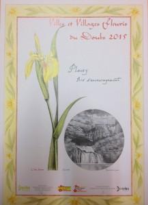 Prix encouragement Villages FLeuris 2015