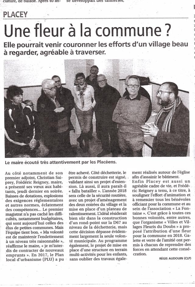 La Presse de Gray - JANV2018