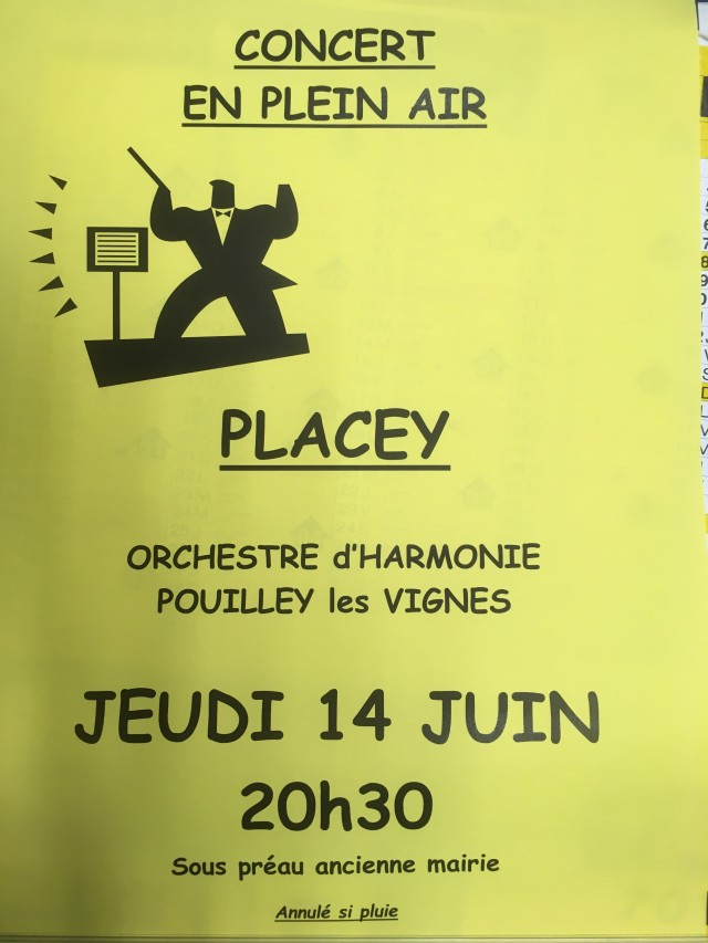 Concert Pouilley
