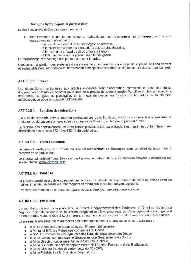 Arrêté Niveau 1 alerte sécheresse_Page_3